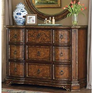 Hooker furniture beladora mule chest brown for Beladora bedroom set