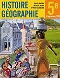 Histoire Géographie 5e : Programme 2010, Petit format