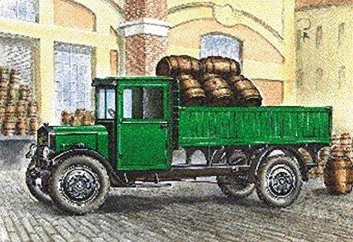 Modellbau Metall & Kunststoff Modellbausatz MAC 1:24 Truck Praga AN 8 Typ 001 Bier LKW Fahrzeuge