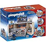 PLAYMOBIL My Secret Police Station Play Box Playset
