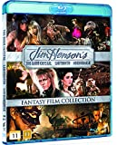 Jim Henson Collection 3-Disc The Dark Crystal / Labyrinth / Mirrormask [Region Free Nordic]Blu Ray