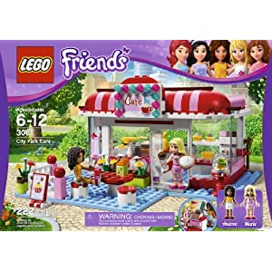 LEGO Friends City Park Café 3061