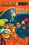 img - for Pirates Vs. Ninjas: It Takes A Pillage Pocket Manga book / textbook / text book