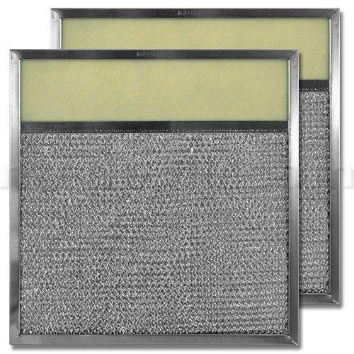 Aluminum Range Hood Filter with Light Lens - 11-3/8