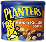 Planters Honey Roasted Peanuts 12 oz by Planters [Foods]