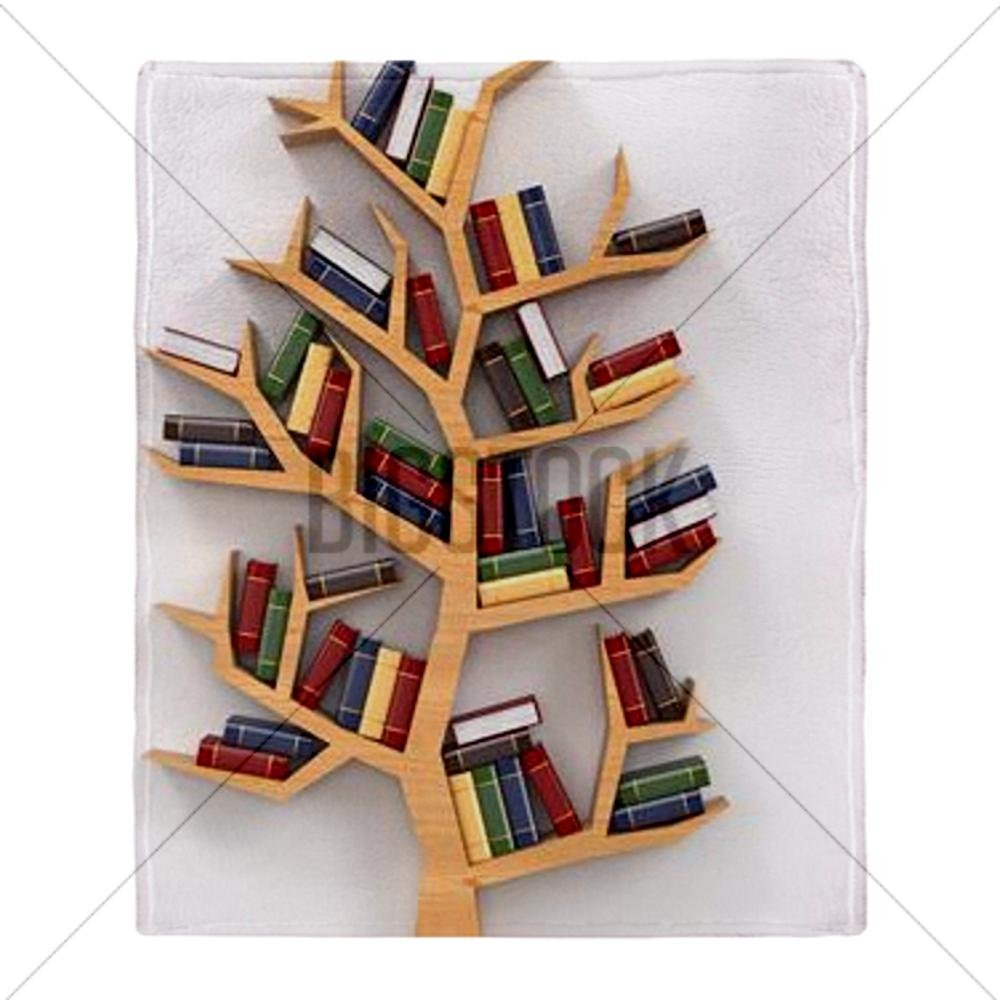 Wooden shelves tree tree branch bookshelf diy tree shaped shelf - Picture Collection Tree Shaped Bookshelf All Can