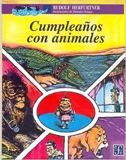 Cumpleanos con animales (A La Orilla Del Viento) (Spanish Edition