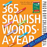 365 Spanish Words-A-Year 2014 Page-A-Day Calendar