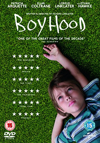 Boyhood [DVD] [2014]