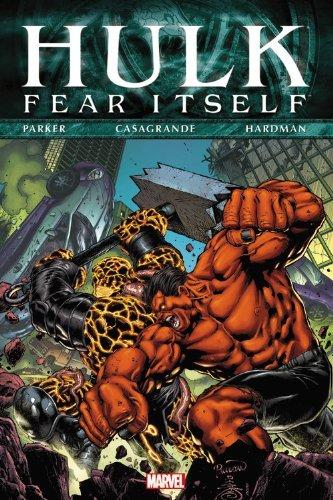 Fear Itself: Hulk (Hulk Fear Itself) (Hulk (Hardcover Marvel)) by Jeff Parker (22-Feb-2012) Hardcover