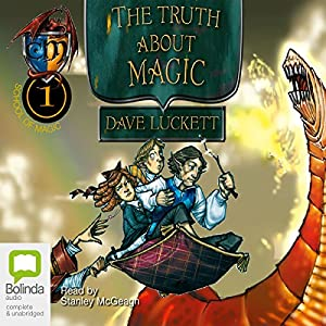 The Truth About Magic Hörbuch