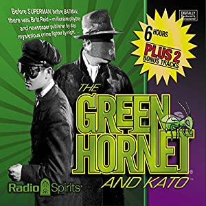 The Green Hornet and Kato Radio/TV Program