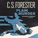Plain Murder   C. S. Forester