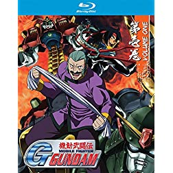 Mobile Fighter G-Gundam Part One Blu-ray Collection [Blu-ray]