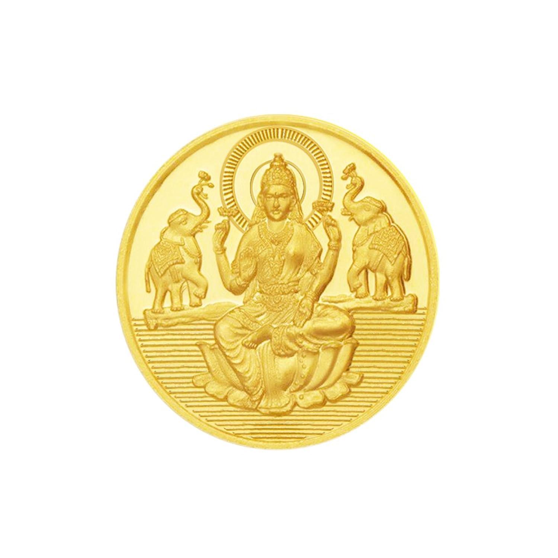 Akshaya Tritiya Gold Sale!! 5% - 20% Off On Gold Jewelry By Amazon | Stylori Certified 10 gm, 24k (995) Yellow Gold Precious Coin @ Rs.30,299
