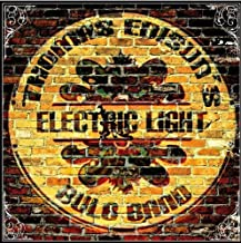 Thomas Edison's Electric Light Bulb Band - The Red Day Album by Thomas Edison's Electric Light Bulb Band