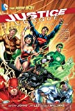 Justice League Vol. 1: Origin (The New 52) (Jla (Justice League of America) (Graphic Novels))