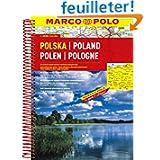 Marco Polo Reiseatlas Polen 1 : 300 000