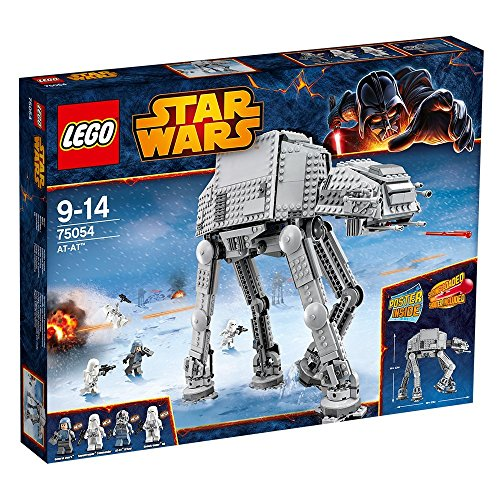Lego Star Wars At-At 75054 front-877702