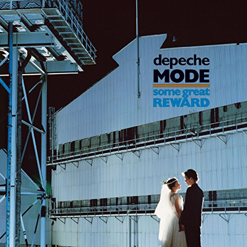 Original album cover of Some Great Reward (2006 Remastered Edition) by Depeche Mode