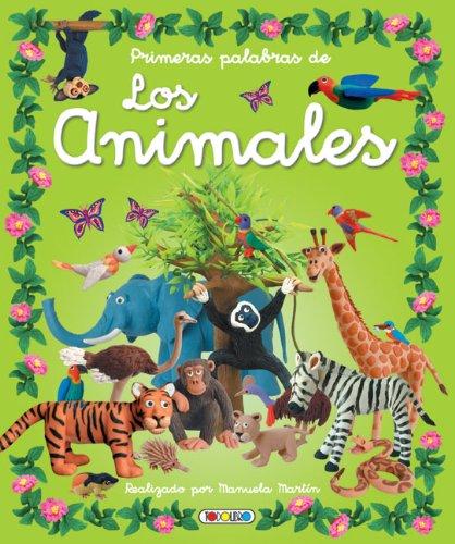 Primeras palabras de los animales (Cosas de niños)