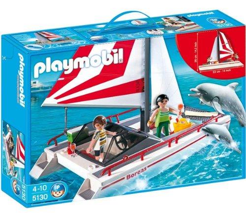 5130 – Katamaran und Delfine günstig als Geschenk kaufen