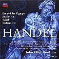 Handel Oratorios: Israel In Egypt, Jephtha, Saul, Solomon
