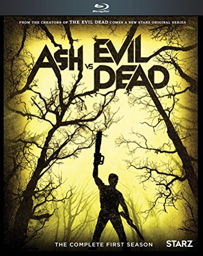 Ash Vs Evil Dead: Season 1 [USA] [Blu-ray]