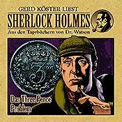 Das Three Pence Problem (Sherlock Holmes: Aus den Tagebüchern von Dr. Watson)   Gunter Arentzen