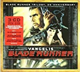 Vangelis Blade Runner Trilogy: 25th Anniversary [3 CD] by Vangelis Soundtrack edition (2007) Audio CD