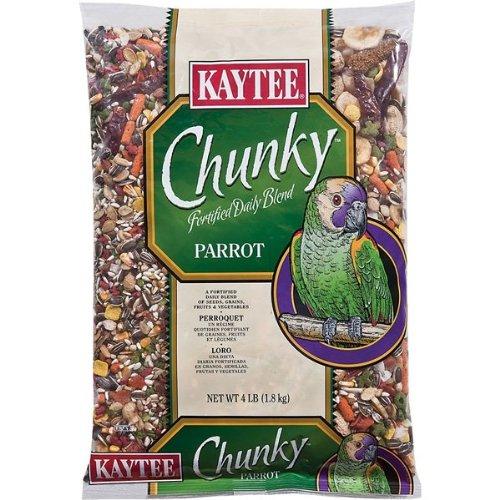 Cheap Kaytee Supreme Chunky Parrot 4LB (B0051GB2UK)