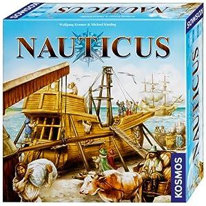 Kosmos 692131 - Nauticus, Brettspiel
