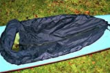 KAYAK SPRAYDECK Spray Deck Skirt K1 K2 K4 Marathon Sprint Deck Zipped