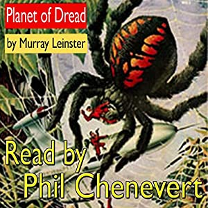 Planet of Dread Audiobook