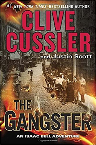 the gangster by clive cussler