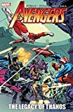 img - for Avengers: The Legacy of Thanos book / textbook / text book