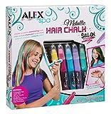 ALEX Spa Metallic Hair Chalk Salon