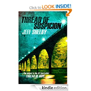Jeff Shelby's 'Thread' Books Are Well Spun