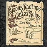 Famous Ragtime Guitar Solos