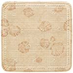 Anti slip shower mat - Seashell Beige