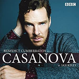 Benedict Cumberbatch Reads Ian Kelly's Casanova Radio/TV