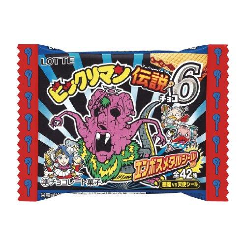 ビックリマン伝説6 30個入 BOX (食玩・チョコ)