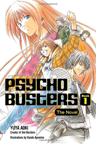 Psycho Busters, Volume 1