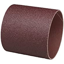 3M  Cloth Band 341D, 3&#034; Diameter x 3&#034; Width, 36 Grit, Brown (Pack of 50)