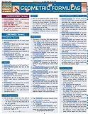 img - for Geometric Formulas (Quickstudy: Academic) book / textbook / text book