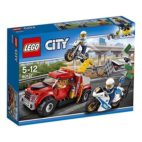 レゴ (LEGO) シティ 金庫ドロボウのレッカー車 60137