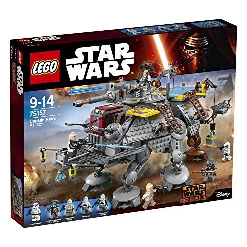 Lego Star Wars Captain Rex AT-TE 75157