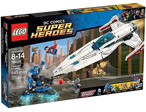 Lego DC Universe Super Heroes 76028 – Darkseids Überfall jetzt bestellen