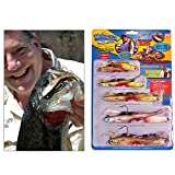 Mighty Bite Special Edition Kit Lures As Seen On TV Fishing Fresh & Salt