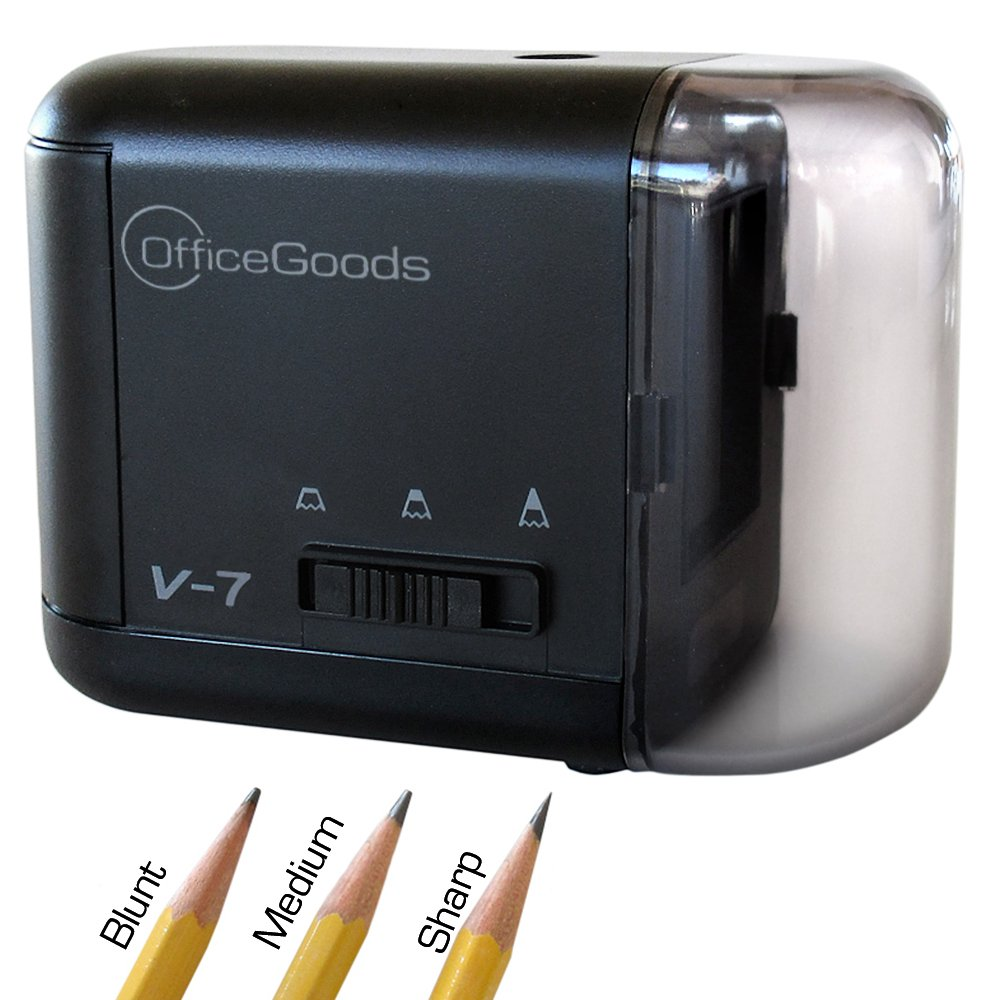 Best Electric Pencil Sharpener 2019: Top Rated Units For